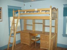 Desk Bunk Bed Combo by Bed And Desk Combo Teens Bunk Bed With Student Desk Bunk Bed