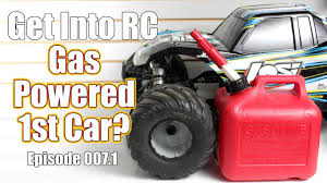Gas Power For A First RC Car? - Get Into RC | RC Driver - YouTube