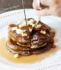 Krusteaz Pumpkin Pancakes by Quick U0026 Easy Pumpkin Apple Spice Pancakes For Thanksgiving