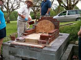 Ready To Build A DIY Pizza Oven? Step By Step - Radish Spirit Build Pizza Oven Dome Outdoor Fniture Design And Ideas Kitchen Gas Oven A Pizza Patio Part 3 The Floor Gardengeeknet Fireplaces Are Best We 25 Ovens Ideas On Pinterest Wood Building A Brick In Your Backyard Building Brick How To Fired Ovenbbq Smoker Combo Detailed Brickwood Ovens Cortile Barile Form Molds Pizzaovenscom Backyard To 7 Best Summer Images Diy 9 Steps With Pictures Kit
