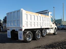 100 Tri Axle Dump Trucks FREIGHTLINER DUMP TRUCK TRIAXLES FOR SALE