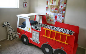 Bed : Firetruck Toddler Bed Fun Toddler Beds Elephant Crib Bedding ...