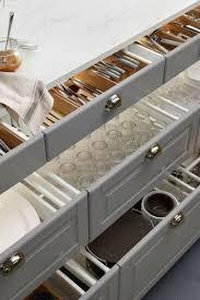 Kitchen Storage Ideas Pictures Kitchen Storage Ideas Klassisch Küche Kolumbus