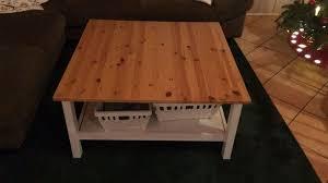 ikea hemnes sofa wohnzimmer tisch 4 körbe