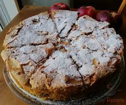 dieser leckere apfelkuchen aus nur 4 zutaten bringt das haus zum duften