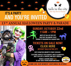 Halloween In Chicago 2017 From by Tails In The City Events