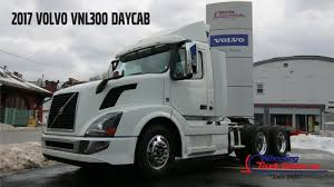 2017 Volvo VNL300 Daycab Truck Overview - YouTube