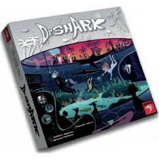 Dr Shark Board Game