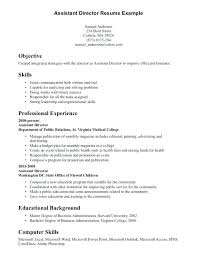 Key Skills To Put On Resume Examples Feat Resumes Abilities For Produce Cool 292