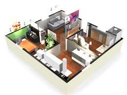 plan interieur maison 3d on decoration d moderne imaginez votre