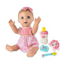 Costway Costway 18 Interactive Baby Doll Intelligent Lifelike