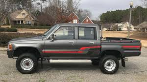 100 1987 Toyota Truck Would You Buy This Hilux We Would Motoring Research