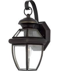 quoizel ny8315 newbury 7 inch wide 1 light outdoor wall light