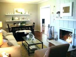 Easy Small Living Dining Room Combo Decorating Ideas To Decorate And Apartment