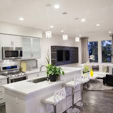 Large Kitchen Ideas 14 Ideas On How To Light A Large Kitchen Ylighting Ideas