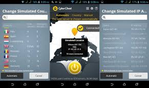 CyberGhost VPN one of the Best Free VPN for Android