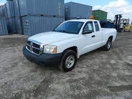 2007 Dodge Dakota 4x4 Pickup Extended Cab - Cassone Truck Sales