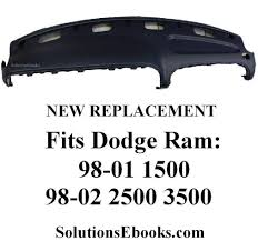 Buy 1998-2001 Dodge Ram 1500 Replacement Dashboard Top Dashpad ... Hard Trifold Bed Cover For 092019 Dodge Ram 1500 Pickups Rough Dash Covers Custom Made Dashboards By Design Luxury Trucks Easyposters 9802 Installation Genos Garage Replace Install New Dash Repair Broken Cracked 1999 Buy 19982001 Replacement Dashboard Top Dashpad For Chevy Carviewsandreleasedatecom 22005 Kits Diy Trim Kit Dodge Ram Replacement Dash Boards A 1955 Bought Work And Rebuilt As A Brothers Tribute Sparkys Answers 2004 Chevrolet Silverado Removal Ebay
