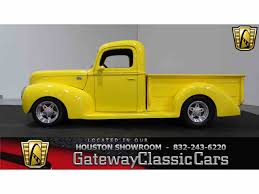 1940 Ford Pickup For Sale   ClassicCars.com   CC-1049655 351940 Ford Car 351941 Truck Archives Total Cost Involved Blown 2b Wild 1940 12 Ton Pickup Downs Industries Wheeler Auctions 1946 Delux Pick Up For Saleac Over The Top Custom Youtube Hot Rod For Sale In Daville Indiana Ford Street Rod Blue Black 8 Cyl 312ford Yblock F100 Pickup Prostreet Other Swb Other Trucks Rat Rod Second Time Around Network Sale In Australia 1 Owner Barn Find Project Finds 1937 88192 Motors Near Cadillac Michigan 49601 Classics