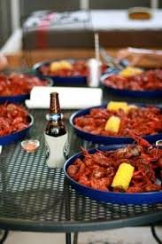 Crawfish Boil Decorating Ideas by Crawfish Boil With A Texas Twist Crawfish Season The South And
