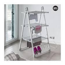 étendoir à linge électrique comfy dryer compak jardin piscine