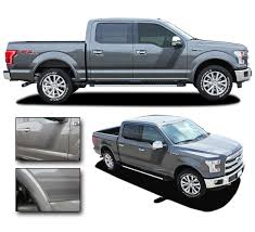 100 Ford Truck Decals F150 QUAKE F150 Hockey Stripe Tremor FX Appearance Style
