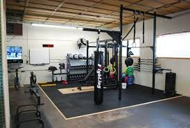 Simple Garage Home Gym Ideas On A Budget 40 Workout Rooms5 Decoration Throughout S