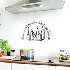 stickers phrase cuisine stickers phrase cuisine trendy cuisine stickers wine tastes better