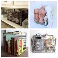 Vintage Milk Crate Ideas DeeDees