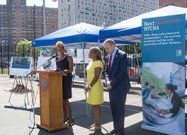 Visit to Bronxchester Shows NYCHA in Transition Section 8 Concerns