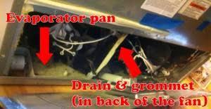 Whirlpool Refrigerator Leaking Water On Floor by Fix Whirlpool Maytag Fridge Ice Buildup U2013 Netscraps