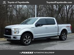 100 Used Four Wheel Drive Trucks For Sale PreOwned 2015 D F150 4WD SuperCrew 145 XLT Truck At Toyota Of