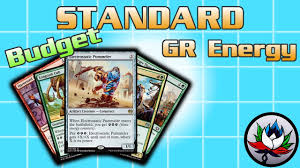 mtg the most competitive successful budget standard deck tech