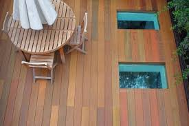 Wood Decking Boards by Ipe Hardwood Decking Boards Using Hidden Fixing 21mm By 145mm By