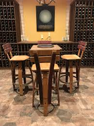 Your love of wine transformed into home furnishing The wine barrels