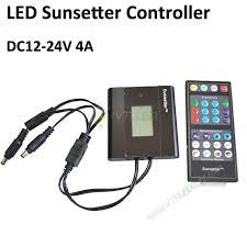 led aquarium light controller unique sunsetter controller for dc12v 24v led lights led