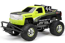100 New Bright Rc Truck Amazoncom FF 96V Baja Extreme Silverado RC Car 110