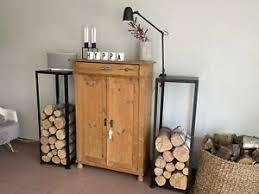 kaminholz regal wohnzimmer ebay kleinanzeigen