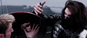 OMG Never Noticed Bucky Punching Steve