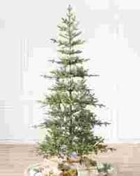 Alpine Balsam Fir Artificial Christmas Tree By Hill