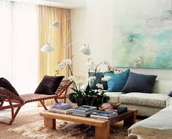 Arc Floor Lamps Contemporary by Peacock Blue Couches Living Room Contemporary With Window