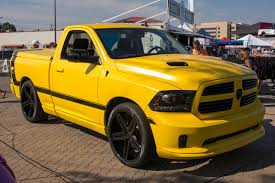 100 Rumble Bee Truck Ram Debuts Redux 57 V8 395HP At Woodward Wvideo UPDATE