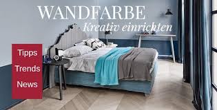 blue wall design wandfarbe ideen 10 topp tipps