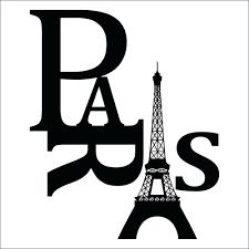 wall ideas urparcel removable romantic art paris wall sticker