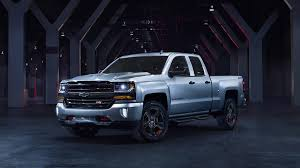 2017 Chevrolet Silverado 1500 Z71 Redline Edition Quick Take: All ...