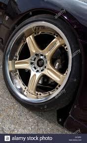 Alloy Wheel - Big Rim 20