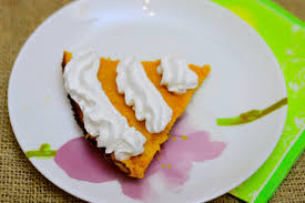 Splenda Easy Pumpkin Pie by How To Make Impossible Pumpkin Pie 8 Steps With Pictures