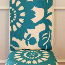 Loveyourroom My Morning Slip Cover Chair Project Using Remnant Pertaining To Enjoyable Diy Dining Knock Off No Sew