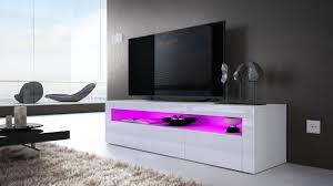 valencia tv board mit optionaler led beleuchtung und