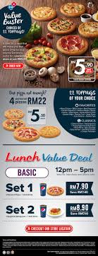 Dominos Personal Pizza RM5.90 (50% Discount) Take-away Offer (Choice ... Zumiez Coupon Code 2018 Hotwire Car Rental Codes Voucher Nz Airport Parking Newark Coupons Pasta Bowl Dominos Merc C Class Leasing Deals Pizza Hut 20 Off Coupons Dm Ausdrucken Dominos Dixie Direct Savings Guide Nearbuy Offers Promo Code 100 Cashback Aug 2526 Deals 2019 You Will Never Believe These Bizarre Truth Card Information Online Discount For October Discount New Coupon Gets A Large 2topping Only 599 Flyer